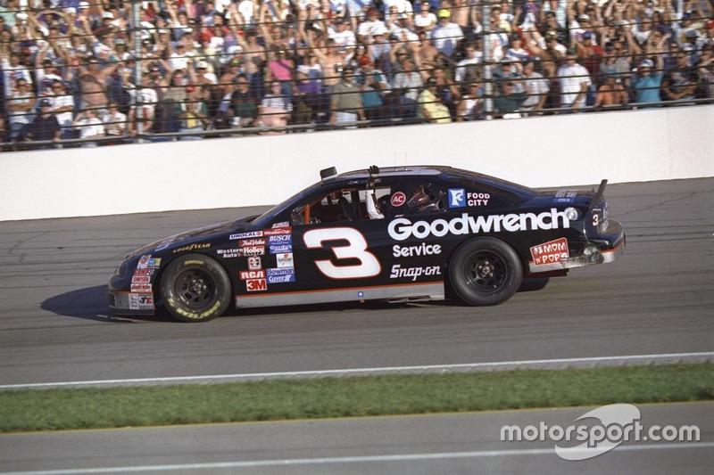 Dale Earnhardt und der Indy-Sieg