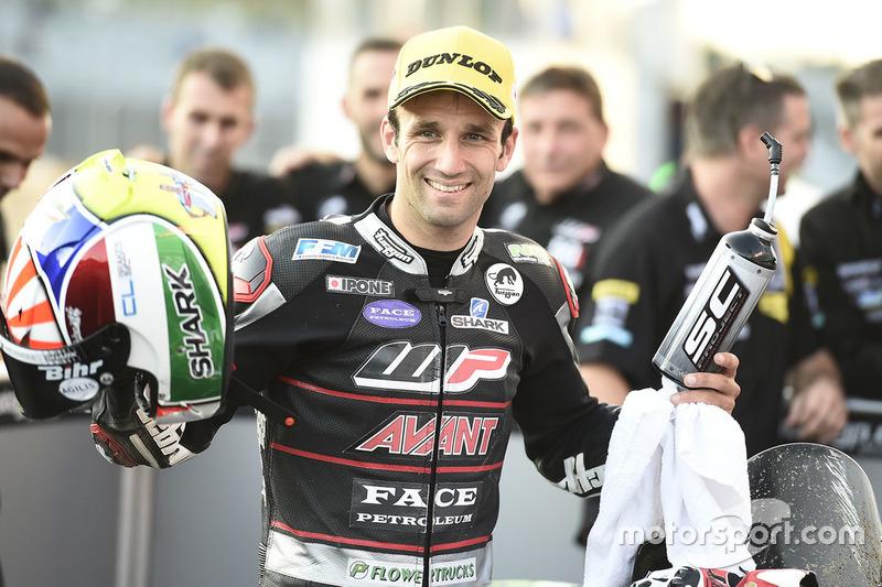 Polesitter Johann Zarco, Ajo Motorsport
