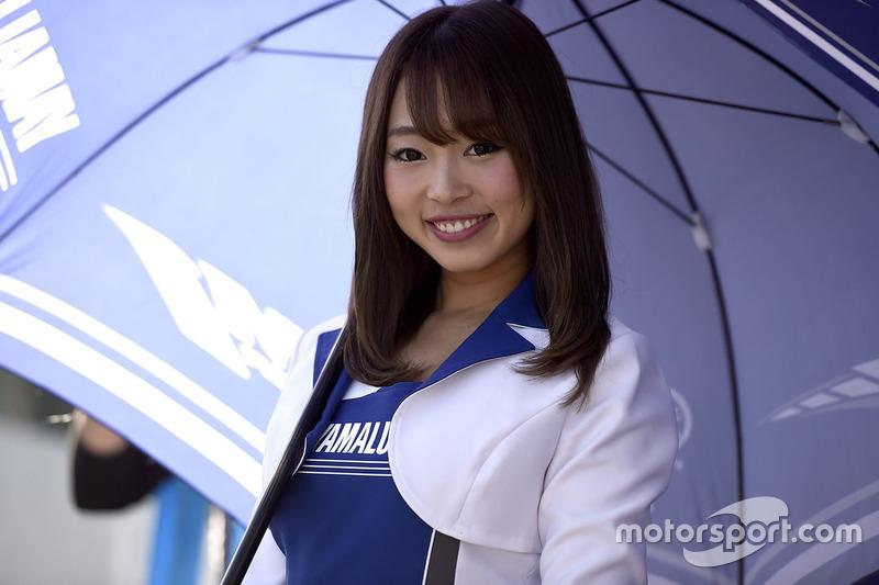 Chica Yamaha