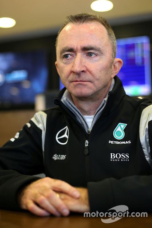 Paddy Lowe, Mercedes AMG F1 Geschäftsführer