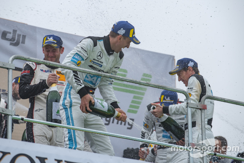 Мануэль Мецгер, Mercedes-AMG Team Black Falcon