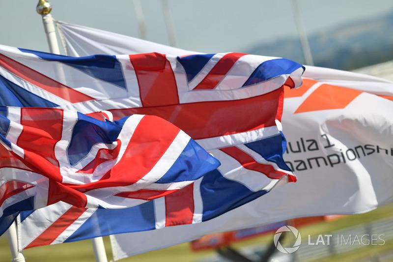 El Brexit amenaza a la F1