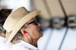 Mansour Ojjeh, co-owner, McLaren