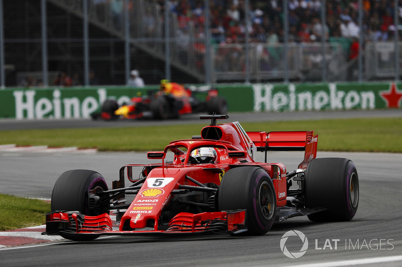 1. Себастьян Феттель, Ferrari — 121