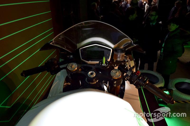 Detail Motor MotoE