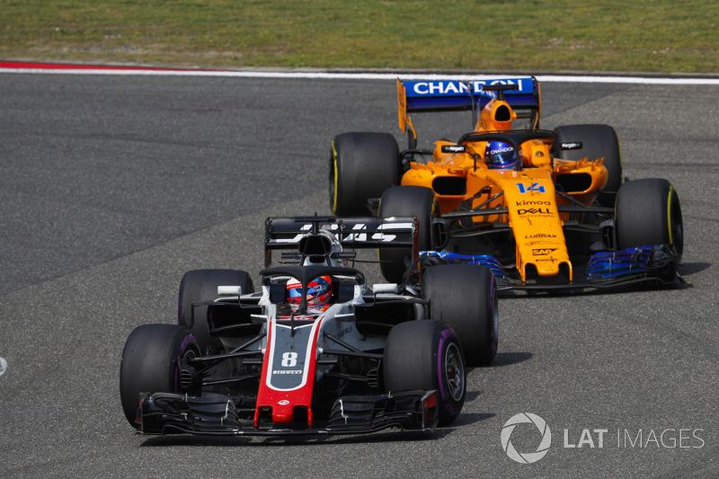 15 місце — Ромен Грожан, Haas — 24