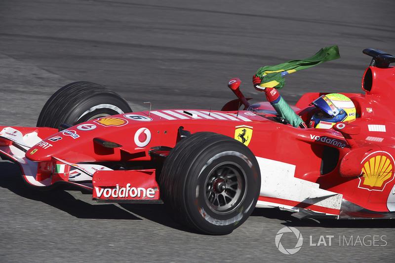 2006. Інтерлагос. Переможець: Феліпе Масса, Ferrari 248 F1