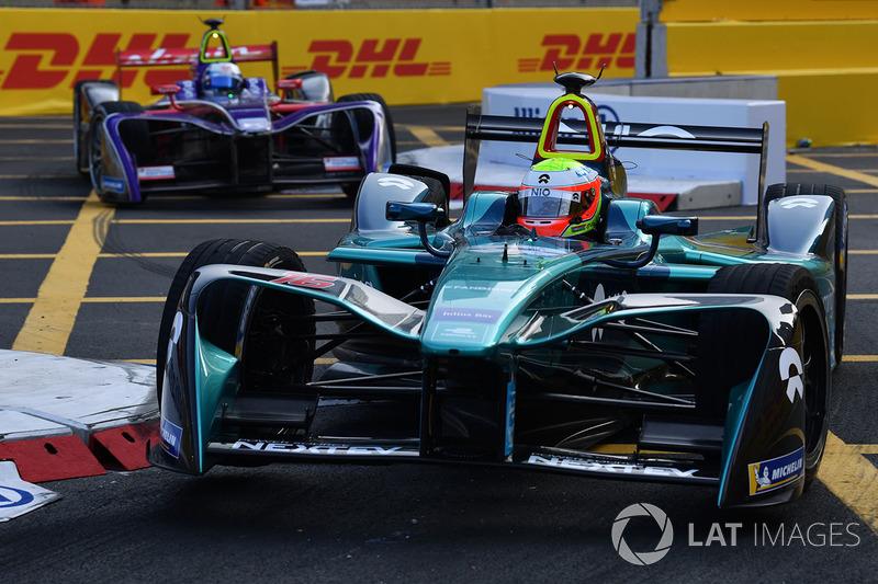 Oliver Turvey, NIO Formula E Team, Sam Bird, DS Virgin Racing