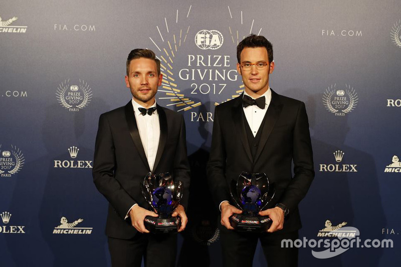 Thierry Neuville ve Nicolas Gilsoul