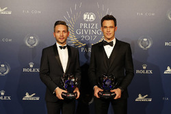 Nicolas Gilsoul, Thierry Neuville