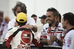Pole position for Niccolo Antonelli, SIC58 Squadra Corse