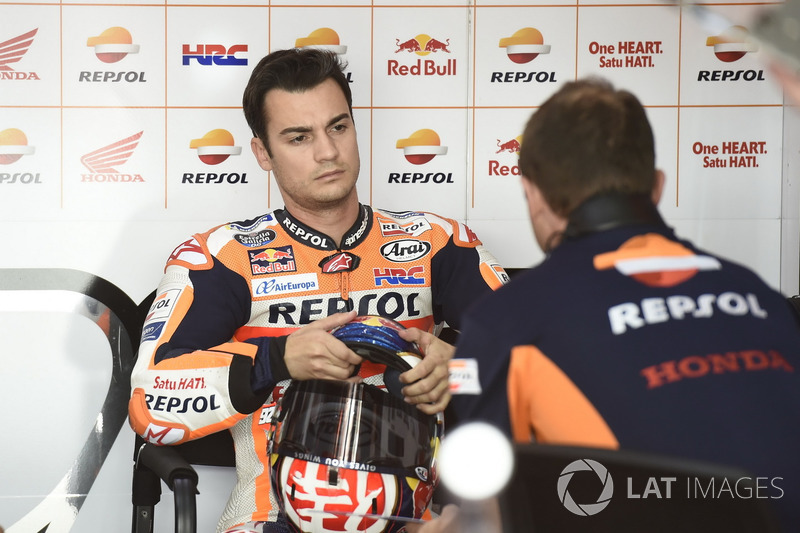 7- Dani Pedrosa, Repsol Honda Team
