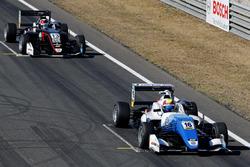 Parrilla de salida, Nikita Troitskiy, Carlin Dallara F317 - Volkswagen