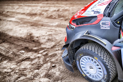 Citroën World Rally Team, dettaglio