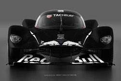 Valkyrie Red Bull livery 4