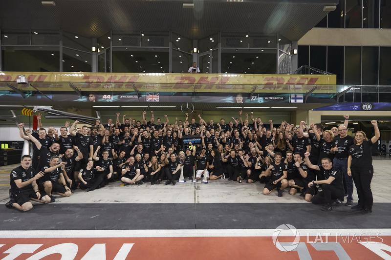 Mercedes AMG Petronas Formula One Team