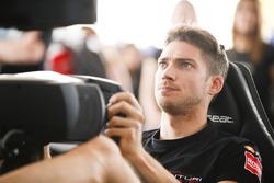 Edoardo Mortara, Venturi Formula E Team, in the eRace