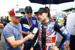 Sam, Alex Lowes, Pata Yamaha