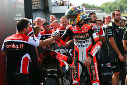 Third place Chaz Davies, Ducati Team
