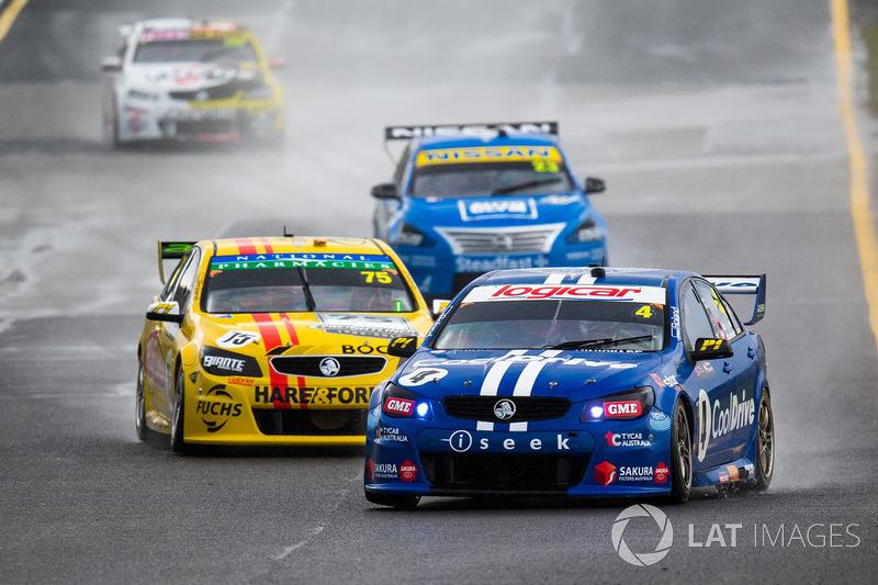 Tim Blanchard, Brad Jones Racing Holden, Nick Percat, Brad Jones Racing Holden