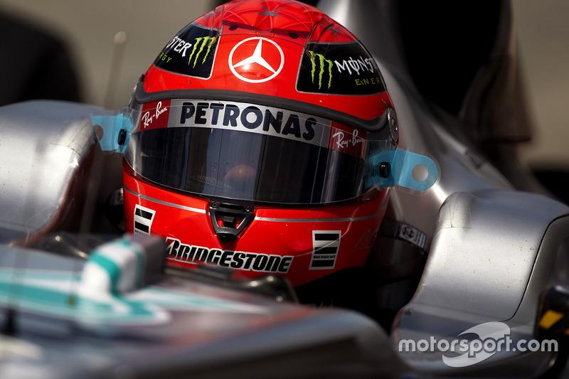 2010: su regreso a la F1