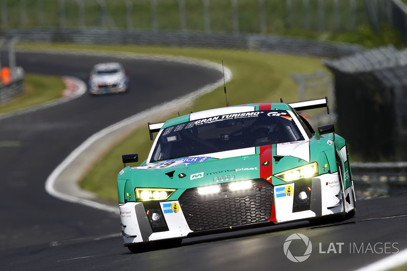 2017: #29 Audi Sport Team Land-Motorsport, Audi R8 LMS