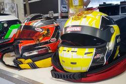 Helm von Robert Kubica