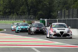 Dusan Borkovic , GE-Force, Alfa Romeo Giulietta TCR