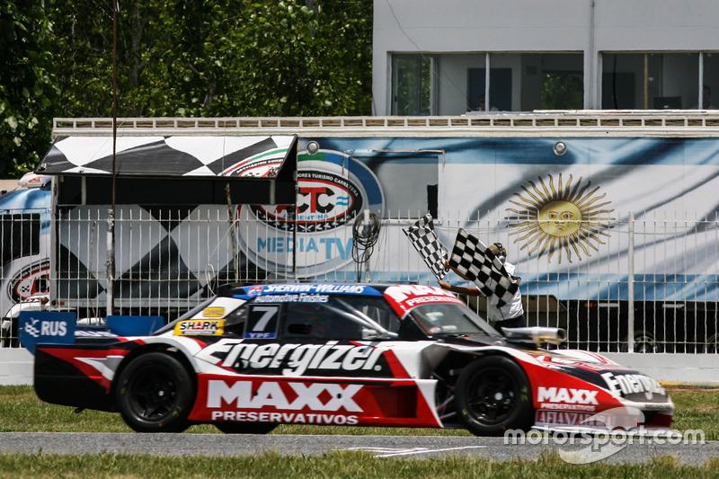 TC 2nd division (TCP) 2016 champion Nicolas Cotignola, Sprint Racing Torino, promoted to TC