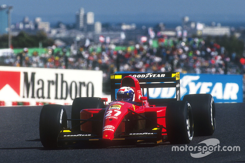 Alain Prost, Ferrari 643