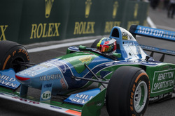 Mick Schumacher, Benetton B194