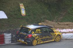 Denis Wolf, Renault Clio RS III, Racing Team Zäziwil, Incidente