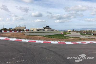 Timo Scheider ontwerpt circuit op Mallorca
