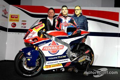 Gresini Racing Team launch
