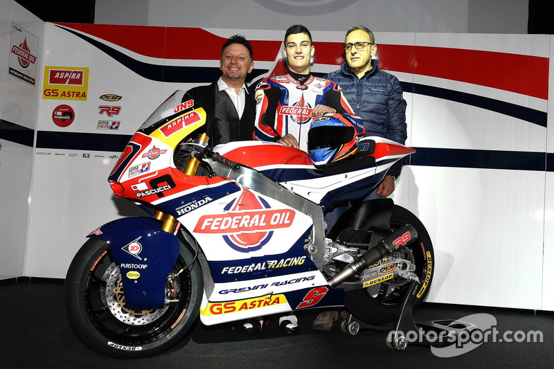 Gresini Racing Team launch