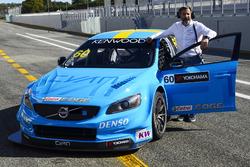 Yvan Muller, Cyan Racing