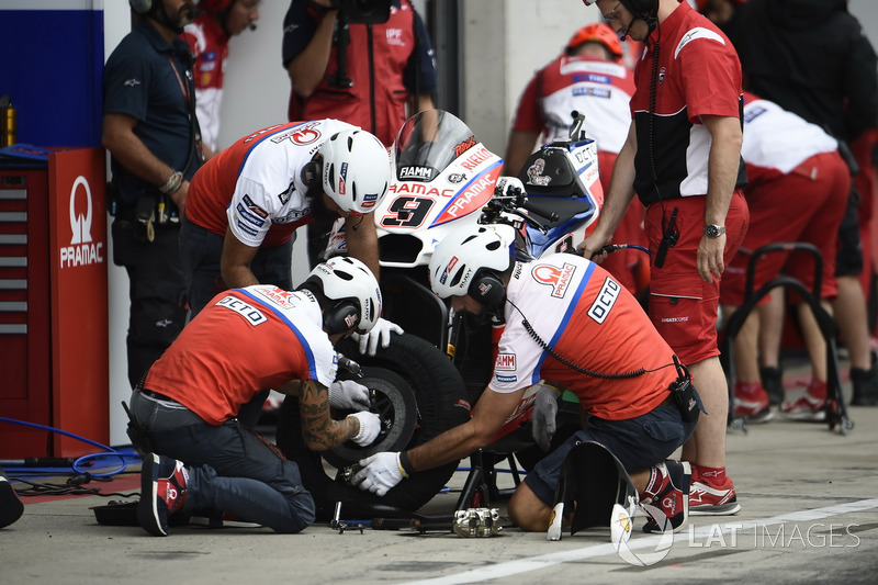 Команда Pramac Ducati