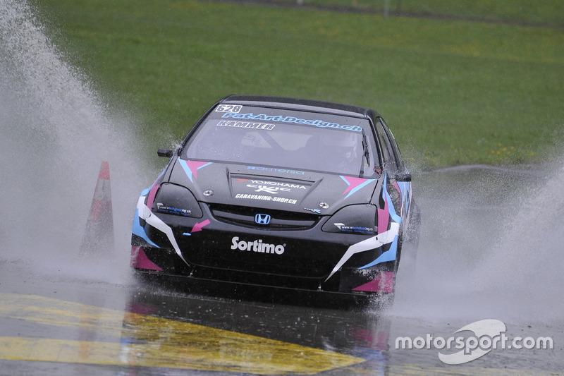 Daniel Kammer, Honda Civic, Rikli Motorsport