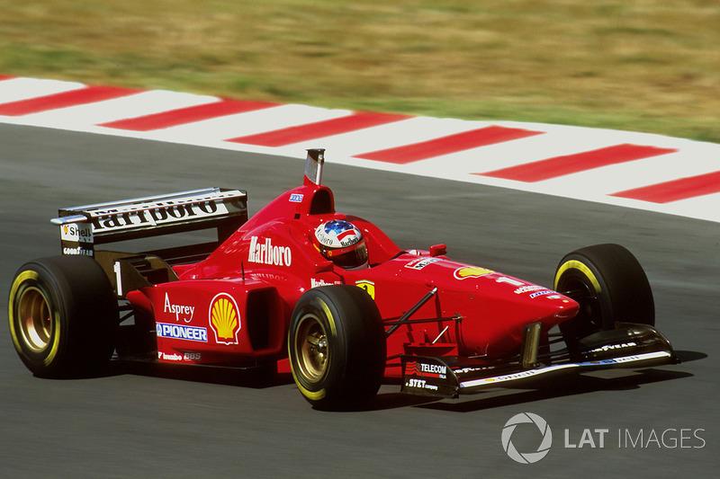 #14 GP de Hongrie 1996 (Ferrari F310)
