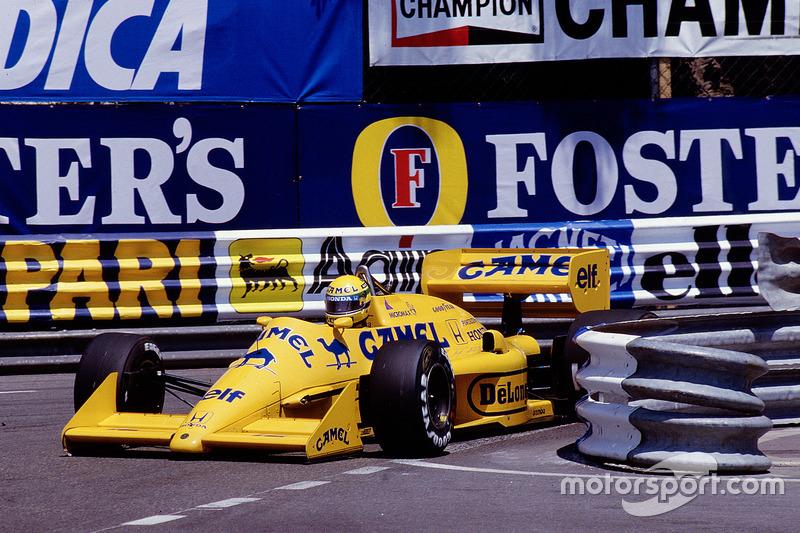 Ayrton Senna - Grand Prix de Monaco (six victoires)