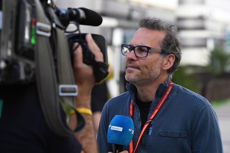 Жак Вильнев, Movistar TV