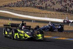 Чарлі Кімболл, Chip Ganassi Racing Honda