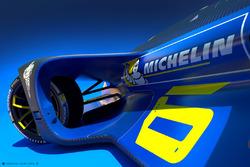 Asociación de Michelin Roborace