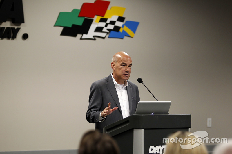 Scott Atterton, President IMSA