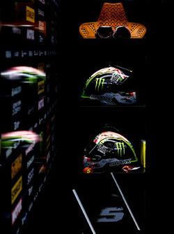 Helmen van Johann Zarco, Monster Yamaha Tech 3