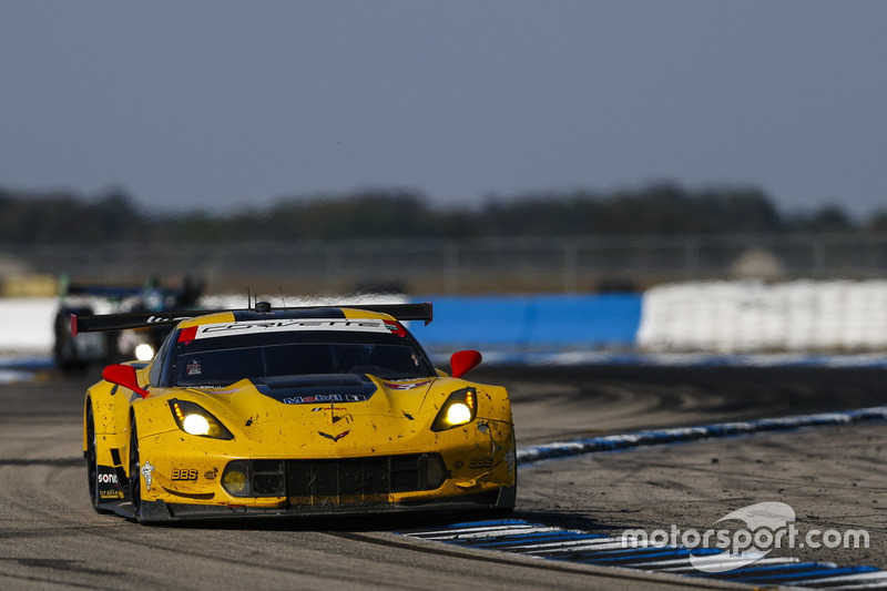 #3 Corvette Racing, Chevrolet Corvette C7.R: Antonio Garcia, Jan Magnussen, Mike Rockenfeller