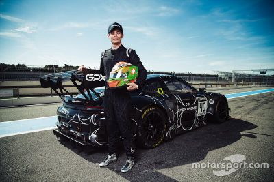 Annuncio Louis Deletraz GPX Racing