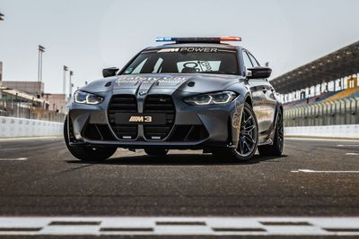 Safety Car BMW MotoGP