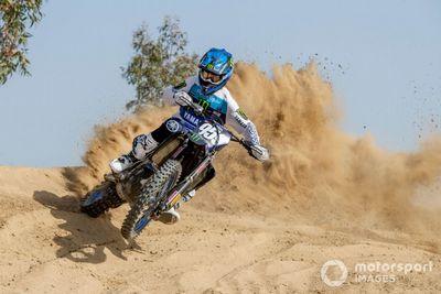 Fotoshoot Yamaha MXGP-team