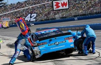 Darrell Wallace Jr., Richard Petty Motorsports, Chevrolet Camaro PlanBSales.com